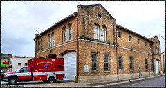 Brownsville Central Fire Station