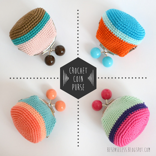Coin Purse Crochet : Recent Photos The Commons Getty Collection Galleries World Map App ...