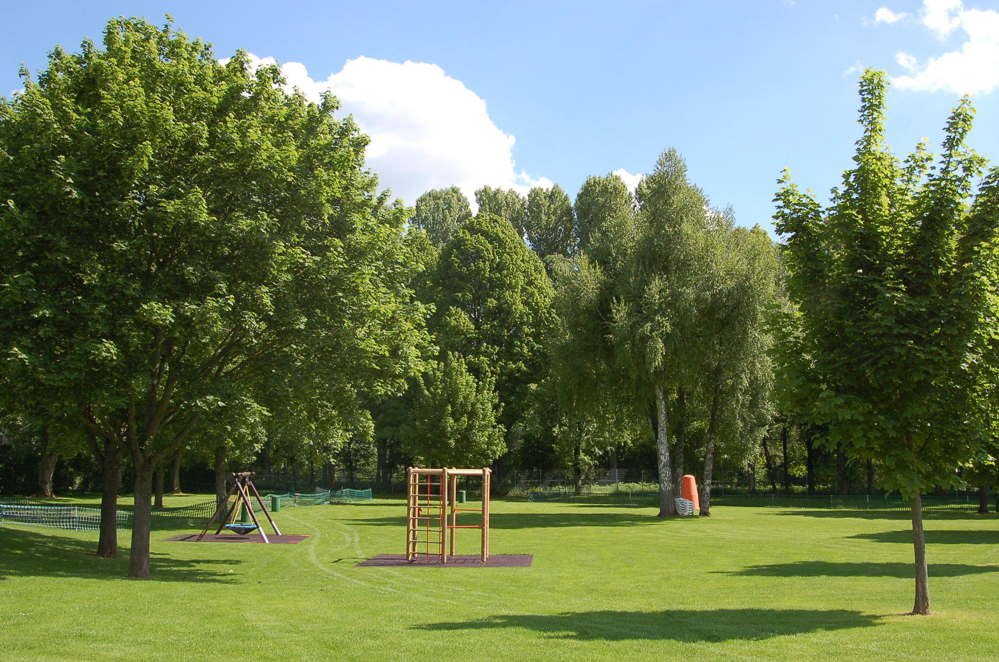 Städtisches Freibad Arkau - Kernstadt