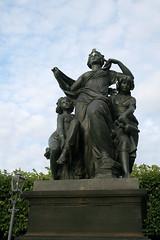 Fisgurengruppe - Brühlsche Terassen Dresden