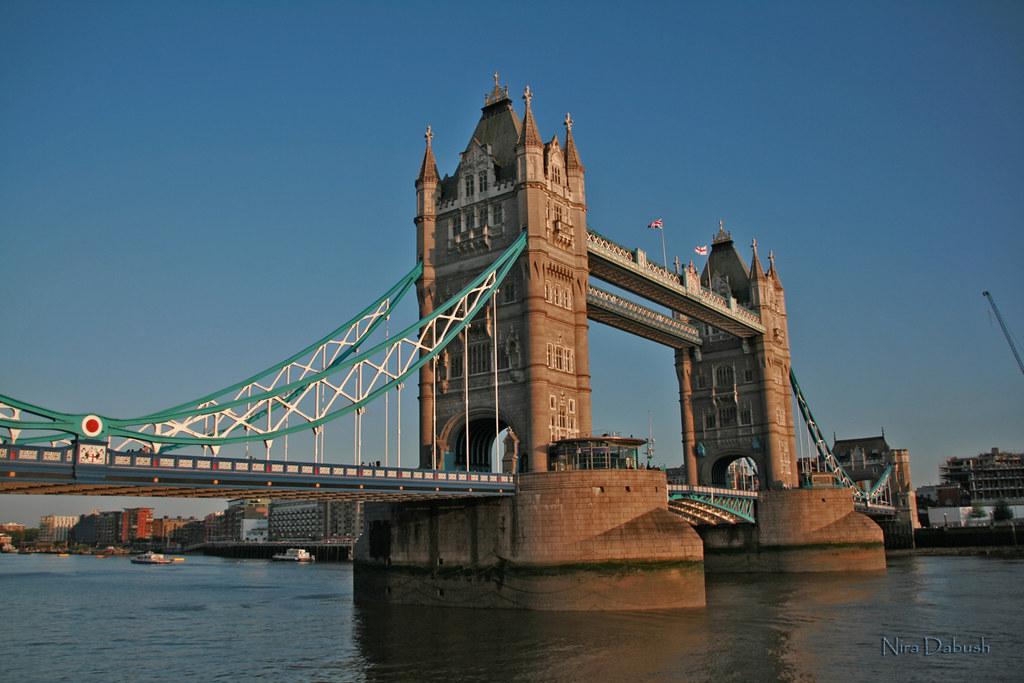 Meet Me At the Bridge   June, 2013  London  From the Bridge