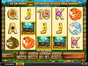 free Goddess of Life bonus game