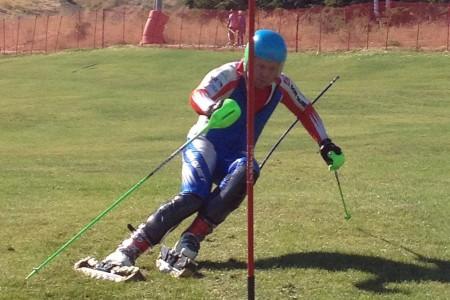 Čeští travní lyžaři vystoupali třikrát na libanonské pódium