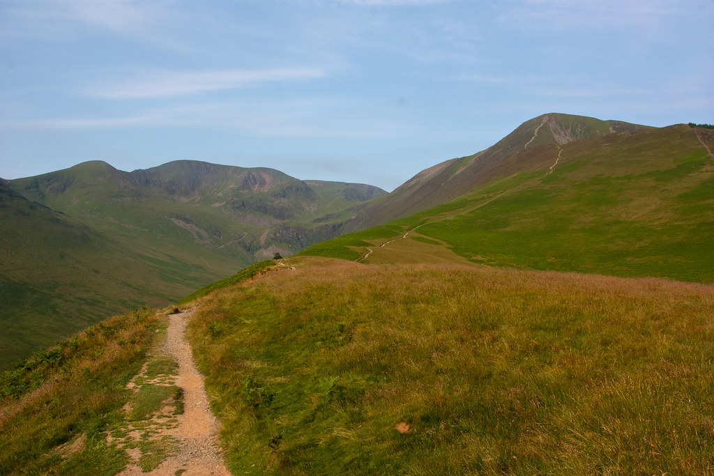 Coledale and Grisedale Pike