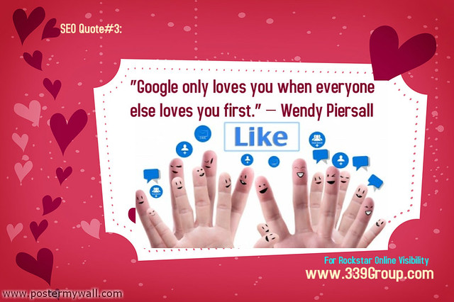 SEO Quote-Wendy Piersall - Flickr - Photo Sharing!