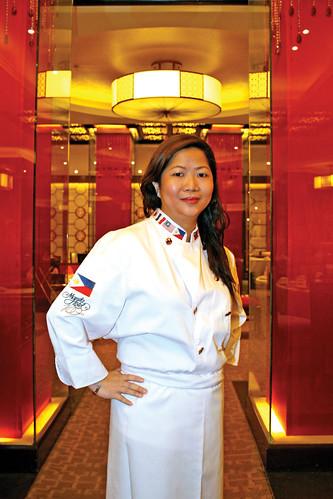 Chef Josephine Yu Tanganco – Candelaria