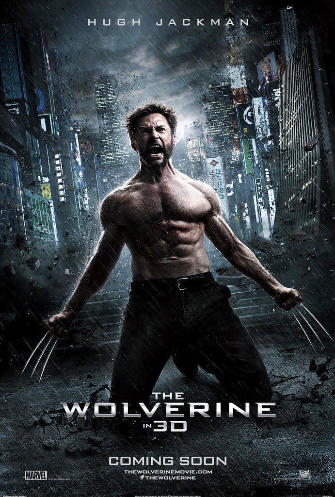 Movie Review: The Wolverine (3D) - Win a pair of complimentary GV movie passes - Alvinology