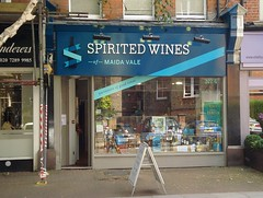 Picture of Spirited Wines, W9 1LU