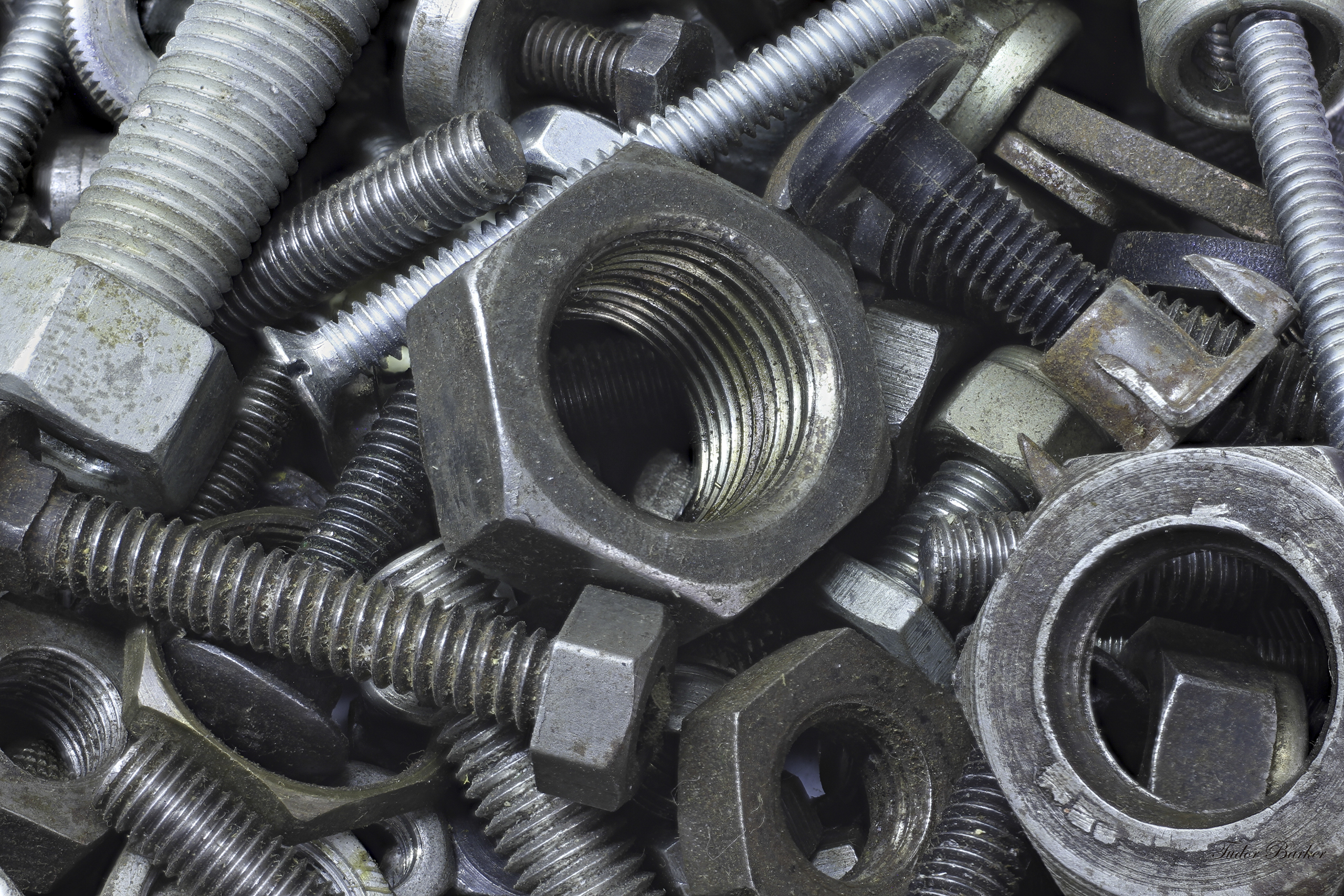Old Nuts and Bolts | Mainly Imperial Sizes with a few UNF ...