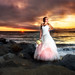 The Most Amazing Bridal Portrait Ever by Extra Medium