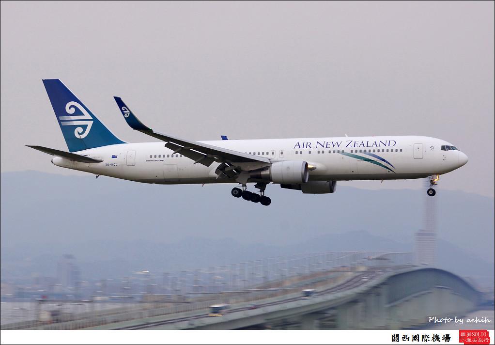 Air New Zealand ZK-NCJ
