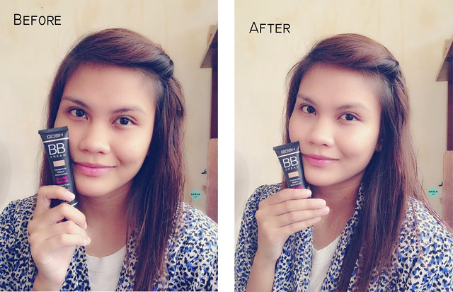 Gosh Cosmetics BB Cream in  02 Beige Review