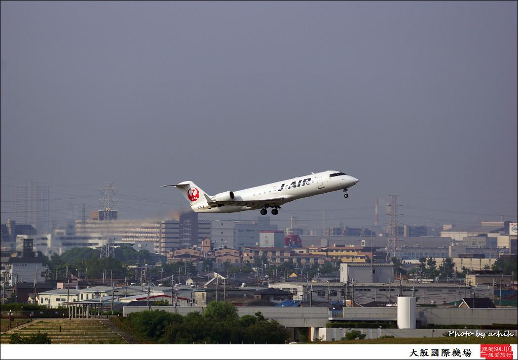 Japan Airlines - JAL (J-Air) JA208J-002