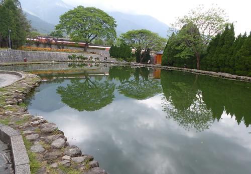 Yunnan13-Dali-1. Pagodes-étang (18)