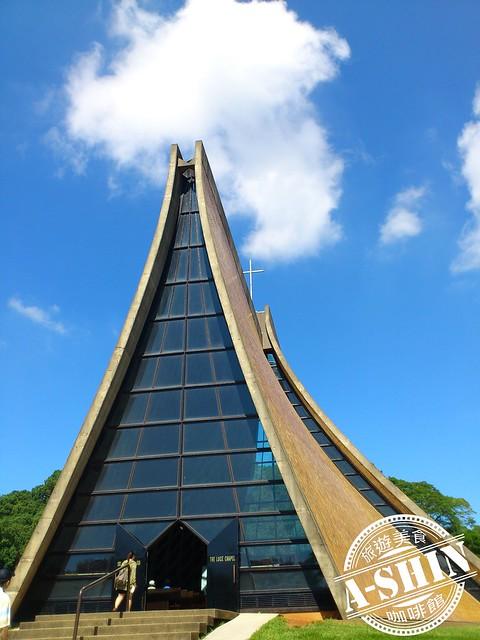 台中旅遊景點|路思義教堂