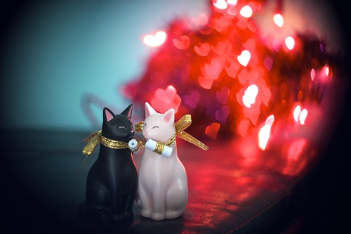 Fortune Cats by alington