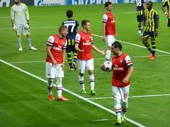 Arsenal vs Fenerbahce