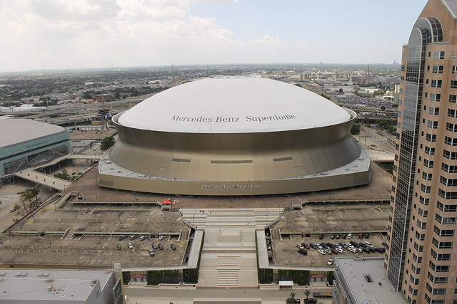 mercedes benz superdome new orleans la flickr photo