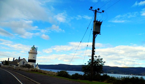Cloch Point (View of the Cloch Point Lighthouse & the Firth of Clyde)