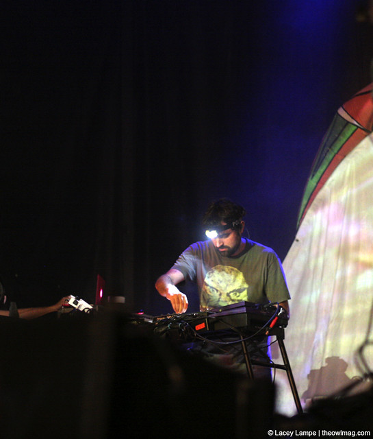 Animal Collective @ Pioneer Square, Portland, OR 9/6/2013