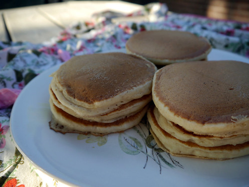 L is for Lavender Pancakes [Low-Cal Vegan Comfort Food] (0005)