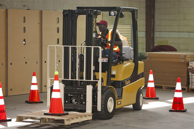 Forklift Rodeo Pictures To Pin On Pinterest Pinsdaddy