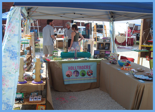Outdoor Craft Show Survival Guide