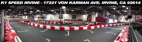 9920186783 e2904fed79 NEW track layout at K1 Speed Irvine!