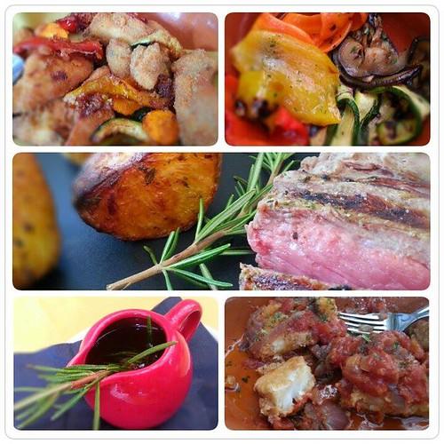secondi piatti ristorante rosmarino castelfalfi