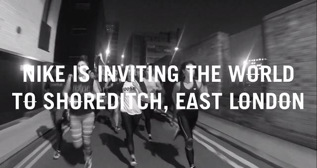 Nike Free Hyperfeel Feel London