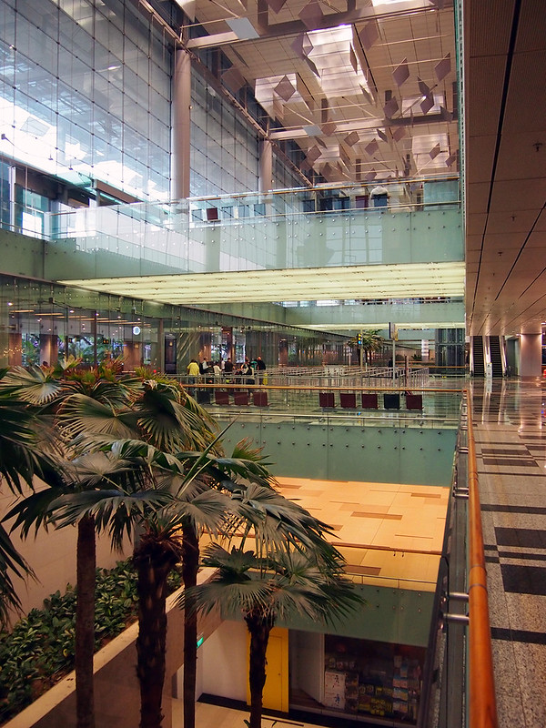 Changi International Airport, Terminal 3