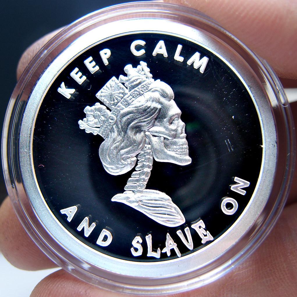 """Colección de onzas de plata """" Silver Bullets & Silver Shield"""" 10174126203_827b66cb23_b"""