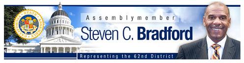 Assemblymember Steven Bradford