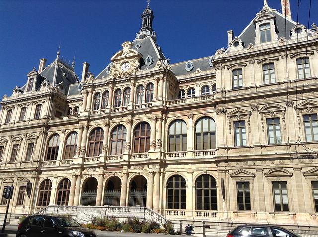 Lyonnaise architecture