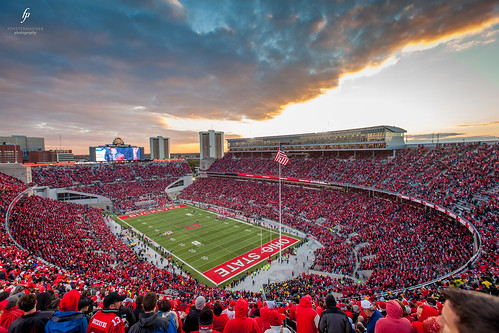 Ohio Stadium Homecoming Weekend