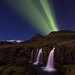 Aurora over Iceland [EXPLORED] by Andrew Rhodes Photography
