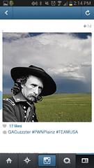 George Armstrong Custer Selfie