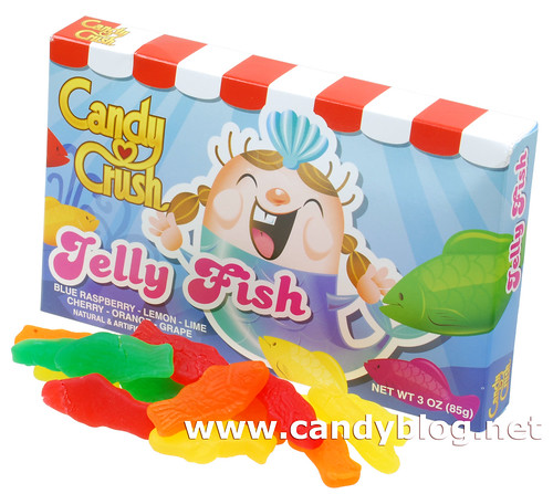 Candy Crush Jelly Fish