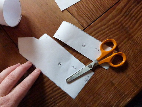 Sleeve Placket Conversion