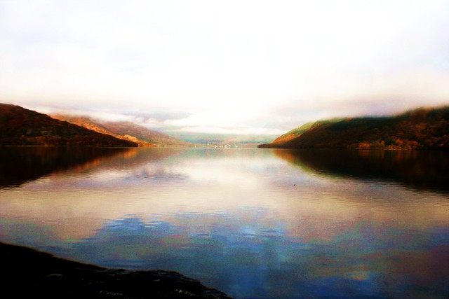 Loch Lomond, Trossachs Region, Scotland