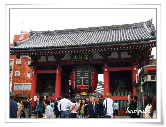 【東京橫濱Day3-2】東京:淺草.台場