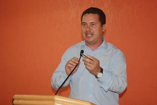 Vereador Eduardo Nóbrega, presidente da Câmara Municipal de Taboão da Serra