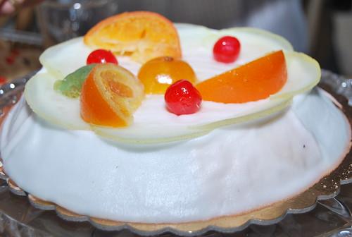 T - sicilian dessert