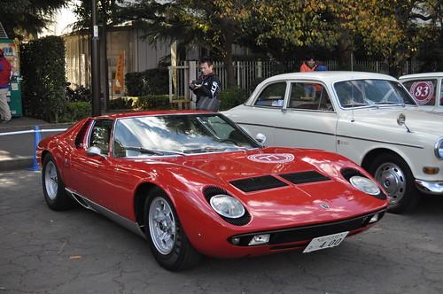 1968 Lamborghini Miura P400S