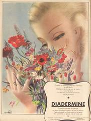 Diadermine Marie-Claire n°76 - 12 août 1938