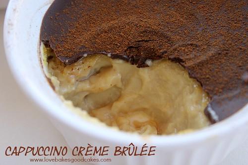 Cappuccino Crème Brûlée 5