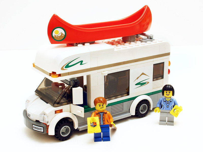 Review 60057 Camper Van Lego Town Eurobricks Forums