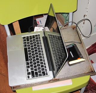 """A """"portable"""" computer"""