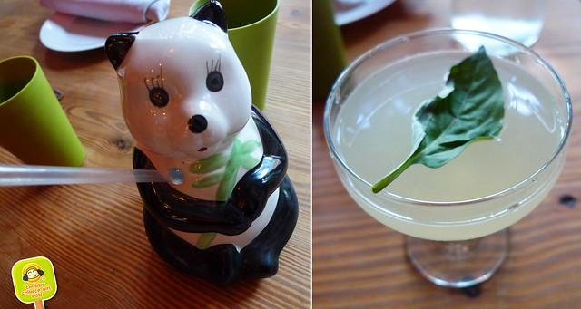 fatta cuckoo - panda cocktail