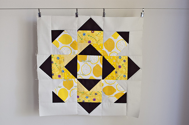 January Stash Bee Blocks